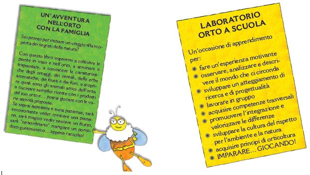 """Libro """"L'orto dei bambini"""""""