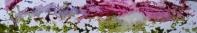 Segnalibro realizzato con i colori naturali
