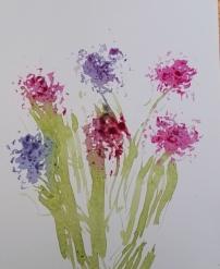 Disegnare con i colori naturali