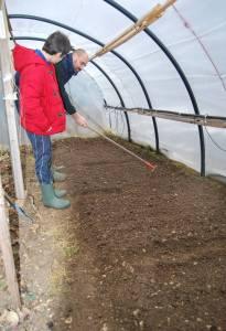 Coltivare un orto